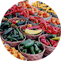 San Juan Capistrano Farmers Market @ Dana Point | California | United States