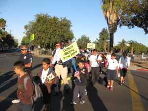 International Walk 2 School Day