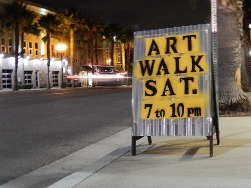 Santa Ana Art Walk @ Downtown Santa Ana